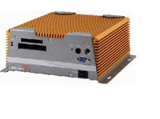 AEC-6920 Embedded PC Controllers, Fanless Design with Intel Core 2 Duo from Interworld Electronics