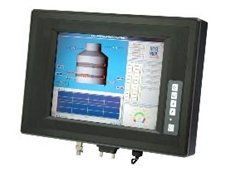 APD-1107 IP67 industrial LCD monitor available from Interworld Electronics