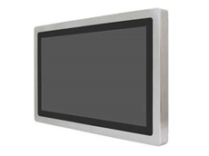 "ATEX certified 19"" stainless steel panel PCs for hazardous environments"