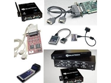 High speed versatility is possible with Serial Communication Products