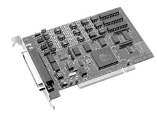 Analog PCI output,12-bit card