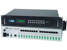 Audio visual Extenders, AV Routing, Video Wall, MultiViewers and Matrix Switchers BY INTERWORLD ELECTRONICS