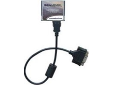 Compact flash serial cards available from Interworld Electronics