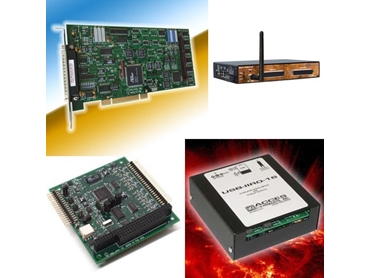 Data acquisition adapters