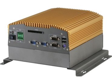 Advanced Fanless Embedded Controller with PCI Expansion
