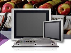 FABS Series food grade stainless steel HMI panel PCs