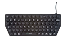 Fully Sealed Compact Keyboards from Interworld Electronics