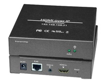 HDMI over IP extenders from Interworld Electronics