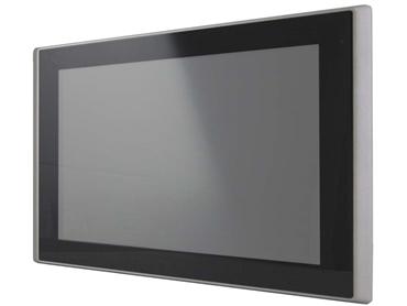 "18.5"" Flat Panel IP65 Aluminium Panel / VESA Mount Display"