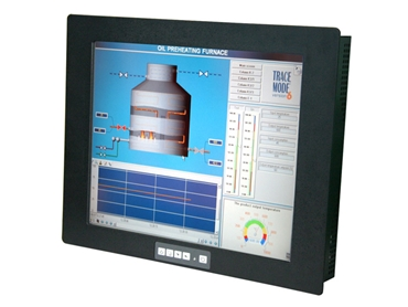 "15"" Panel Mount Industrial Monitor"