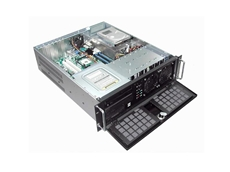 Industrial PCs - Industrial Rack Mount  Chassis from Interworld Electronics