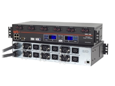 MPC-HD series switched PDUs
