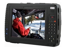 "Interworld Electronics introduces Aaeon 8.4"" rugged tablet computers"