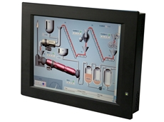 Interworld Electronics introduces new range of Intel Atom based panel mount HMI controllers