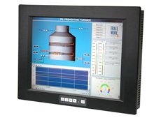 APD-11x4 Series NEMA 4/IP65 panel mount industrial LCD monitor
