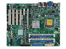 Interworld Electronics releases motherboard based on Intel Q35 Express chipset
