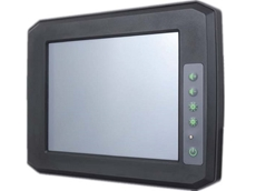 Interworld's 8 inch IP65 vehicle management panel PC