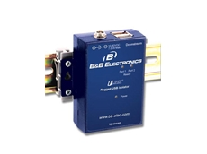 Interworld's new industrial USB isolators feature ruggedised design
