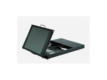 AMK-701 dual rail kvm drawer