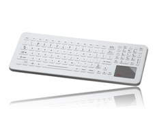 Laboratory and medical grade keyboards from Interworld Electronics