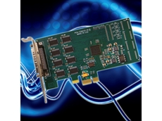 Low profile PCI express multi-port serial communications cards from Interworld Electronics