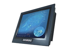 "19"" IP65 Sunlight Readable Marine Panel PC"