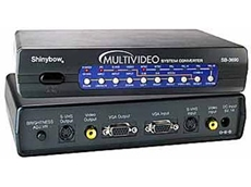 MultiVideo System Converters from Interworld Electronics