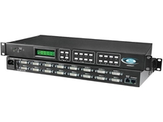 New DVI Video Matrix Switches from Interworld Electronics with 8 Inputs and 8 Outputs