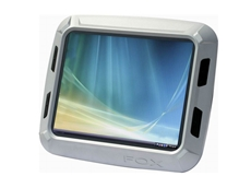 New rugged touch displays featuring fanless operation for mobile applications