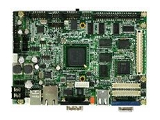 RISC-based embedded processor board