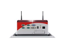 Rail EN50155 Certified Atom Box PC