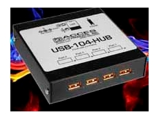 Rugged industrial and military grade USB hubs