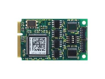 Mini-PCI-e serial board