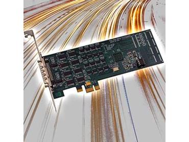 8 port RS-232 PCI-e serial board