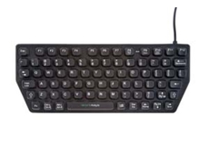 The new fully sealed compact keyboard from Interworld Electronics