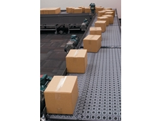 Conveyor Roller Belt Technology for Case Handling Applications