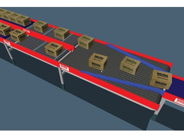 Conveyor Roller Belt Technology for difficult-to-convey packages
