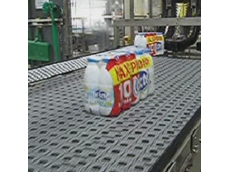 Intralox switch enables Canélia Dairy to launch new pallet format