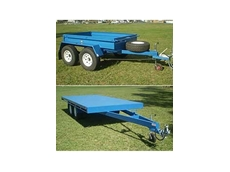 Bespoke Trailers Made to Agricultural Standards by Inverell Welding and Engineering