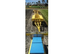 Inverell Welding and Engineering's Comb Trailers and Header Hitches provide safe transport with comfort