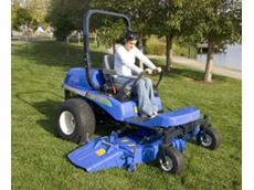 SZ330 Zero-Turn lawn mowers have been designed with the professional operator in mind