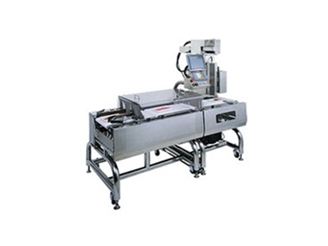 Food weighing and wrapping machines