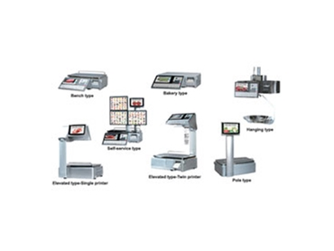 Retail labelling equipment