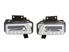 Isuzu's Daytime Running Lights