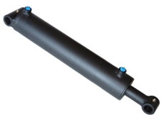 Multi-purpose industrial hydraulic cylinders are supplied in imperial sizes