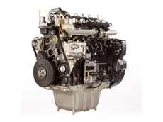The new JCB 6-cylinder engine developed following a £45 million investment