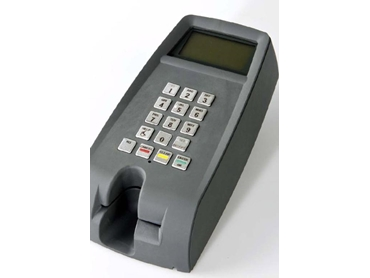 Secure Unattended Payment Terminal (UPT)