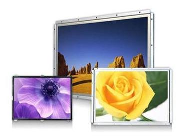 Open frame LCDs