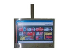 Sunlight readable LCDs