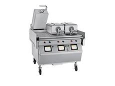 The new Taylor L-Series Contact Grill from J.L. Lennard Food Equipment